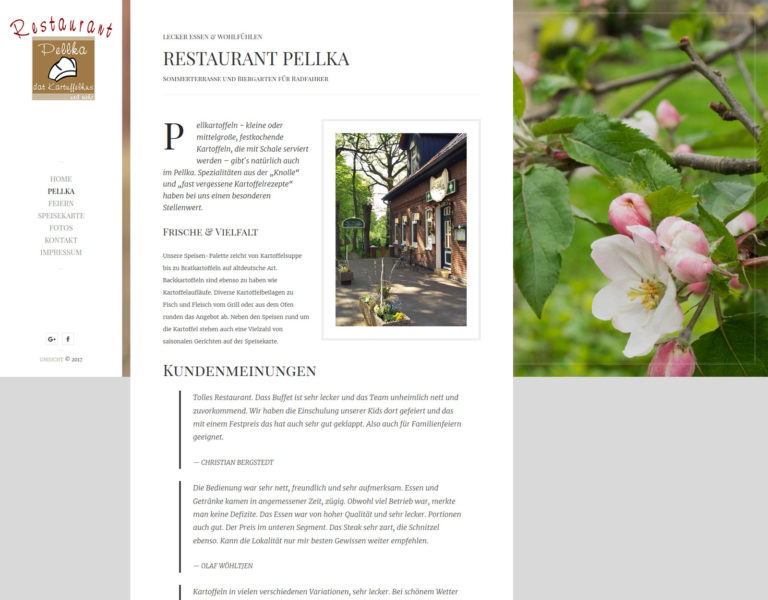 Site Pellka - Unternehmen